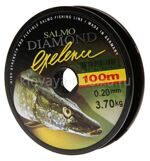 Леска Salmo DIAMOND Exelence 150м 0,32мм 8,8кг