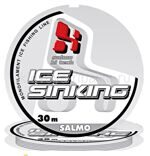 Леска Salmo Hi-Tech ICE SINKING 30м 0,08мм 0,75кг