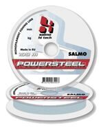 Леска Salmo Hi-Tech POWERSTEEL 100м 0,17мм 3,18кг